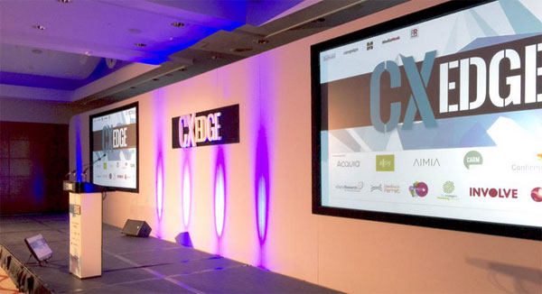 CXEdge 2015 London Customer Experience Conference by Marketing Magazine